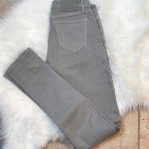 Loomstate gray skinny jeans